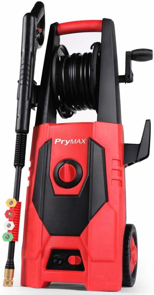 PRYMAX electric pressure washer.