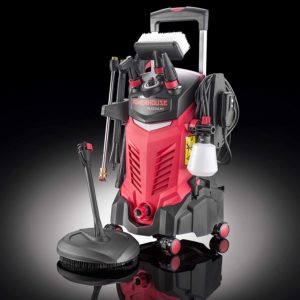 Quick look at our featured electric pressure washer.