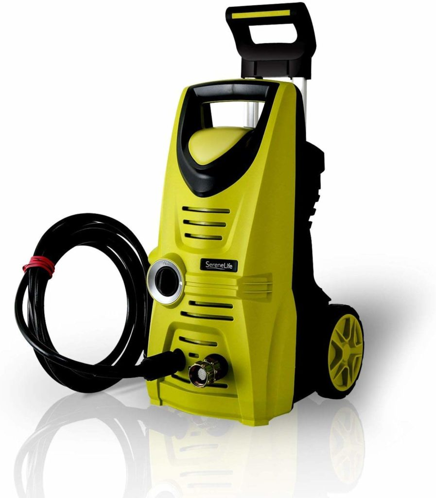 Serenelife 1520 PSI electric pressure washer.