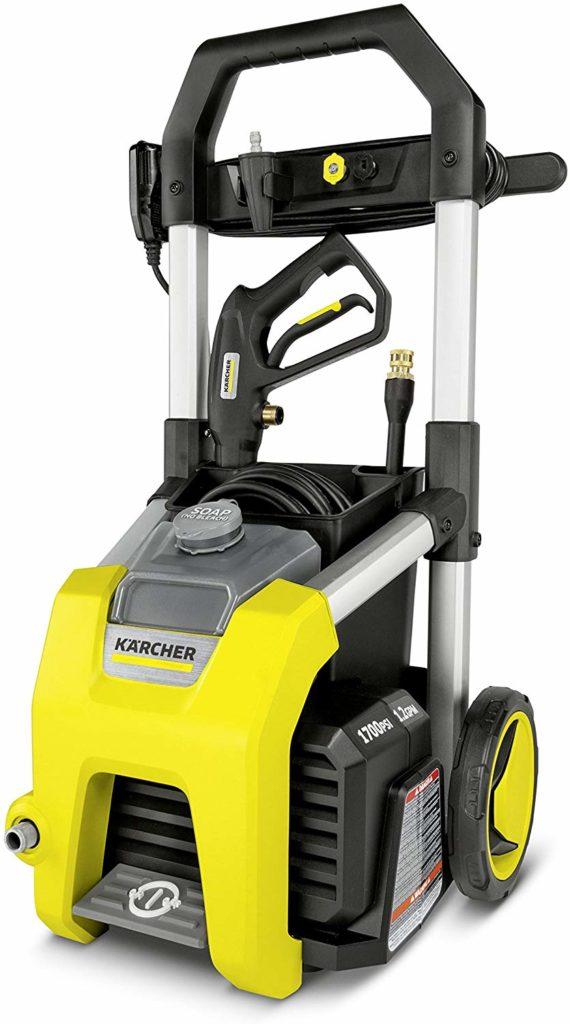 Karcher K1700 electric pressure washer.