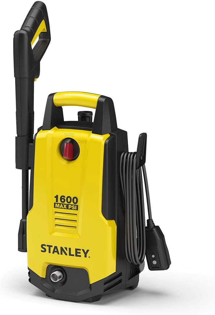 Stanley SHP1600 electric pressure washer.